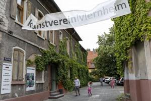 Opening / Vernisage STORIES Viernheim 18 June 2016